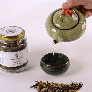té blend chai ete, te maiteiblands, te organica