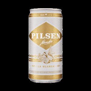 Cervepar - Pilsen Nhande Blanca