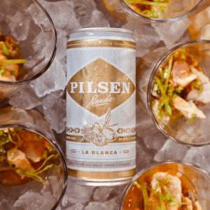 Cervepar - Pilsen Nhande Blanca Producida