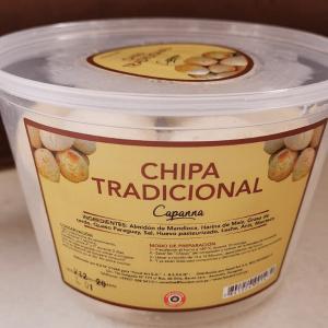 Chipa tradicional