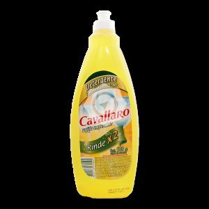 Detergente Cavallaro 500cc Rinde x2