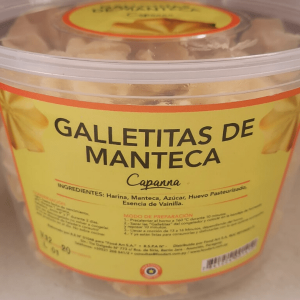 Galletitas de manteca
