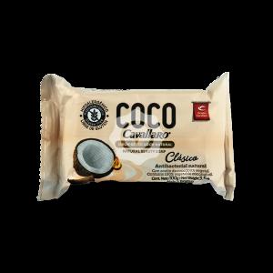 Jabon tocador coco clásico 100gr Blanco