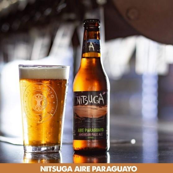 Nitsuga - Aire Paraguayo