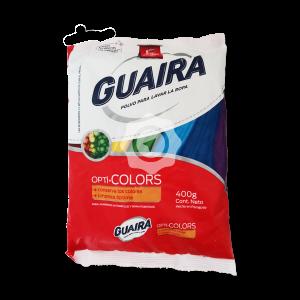 Polvo Guaira Opti Colors 400gr