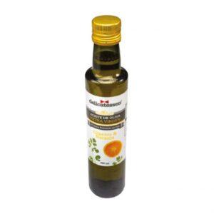 aceite cilantro y naranja