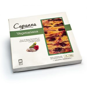 capana pizza Vegetariana