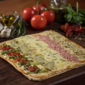 pizza 5 sabores