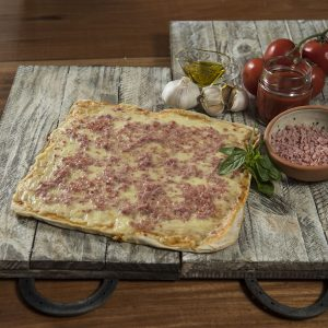 pizza Pollo Catupiry