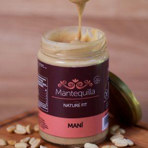 Mantequilla de Maní, nature fit