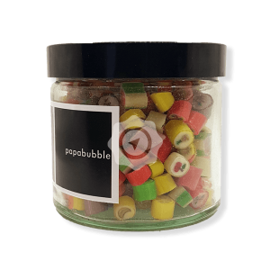 Papabubble Mix Frutal, Pote de 200gr