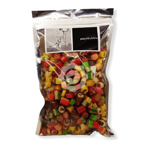 Papabubble Mix Frutal bolsa de 200gr