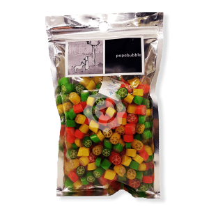 Papabubble mix Citricos, bolsa de 200gr