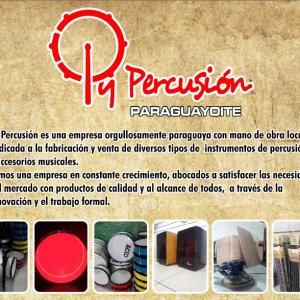 Py Percusion tienda de instrumentos musicales