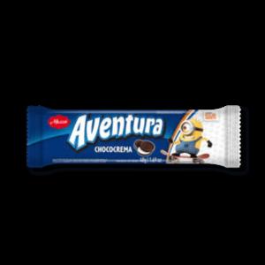 Galletitas dulces Aventura chococrema 48g