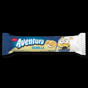 Galletitas dulces Aventura vanilla 120g