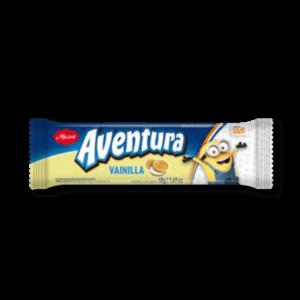 Galletitas dulces Aventura vanilla 48g