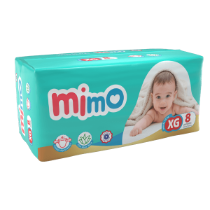 Pañal MIMO Extra Grande Mini Pack