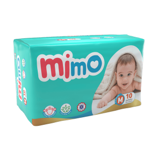 Pañal MIMO Mediano Mini Pack