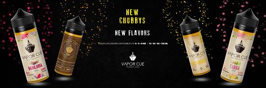 Vapor Cue Premium E-liquids