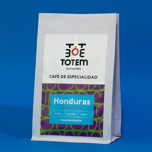 Café en granos de Honduras 250 gr - Totem Tostadores