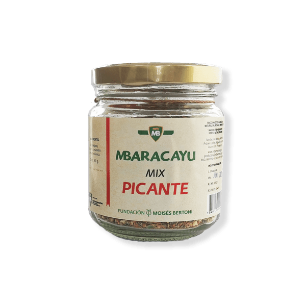 mbaracayu mix Picante