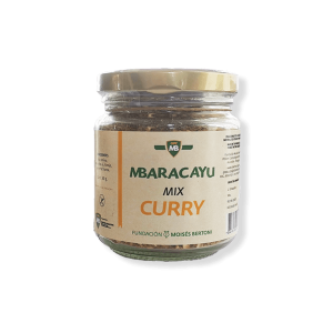 mbaracayu mix curry