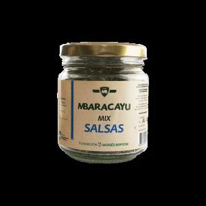 mbaracayu mix salsas