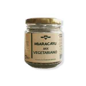 mbaracayu mix vegetariano