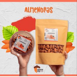 Almendras SnacksPy