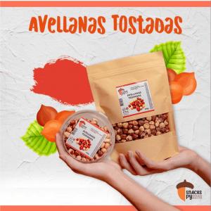 Avellana Tostadas SnacksPy
