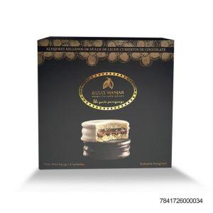 Dulce manjar caja premium