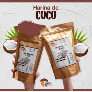 Harina de coco SnacksPy