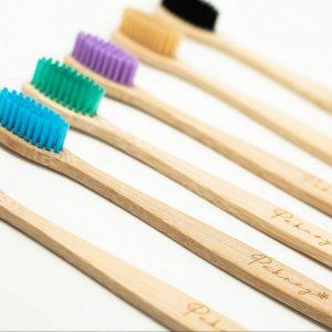 Cepillos dentales biodegradables