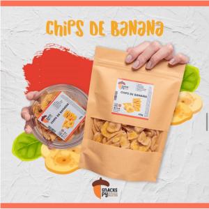 chips de banana SnacksPy